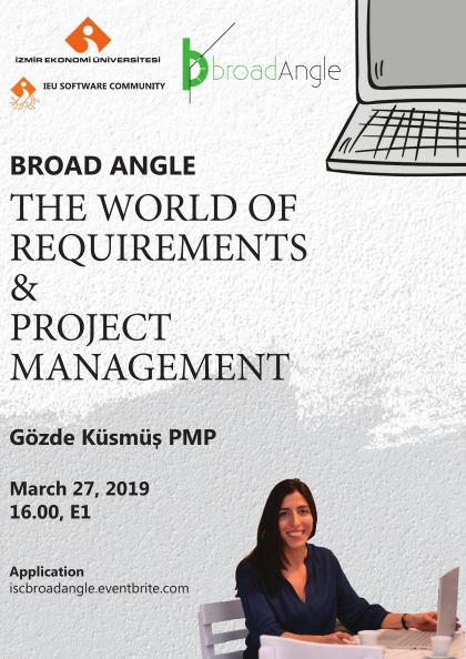 SEMİNAR-The World of Requirements & Project Management