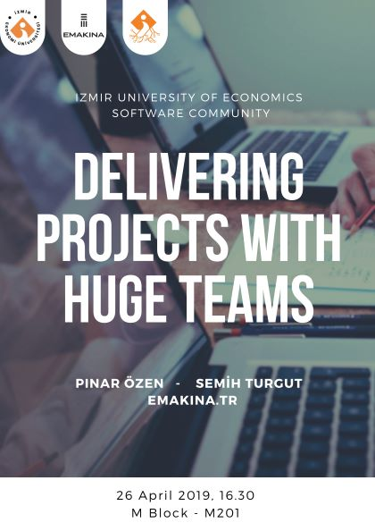 Delivering Projects with Huge Teams