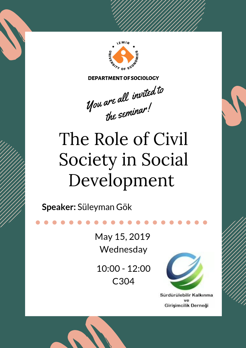 The Role of Civil Society in Social Development