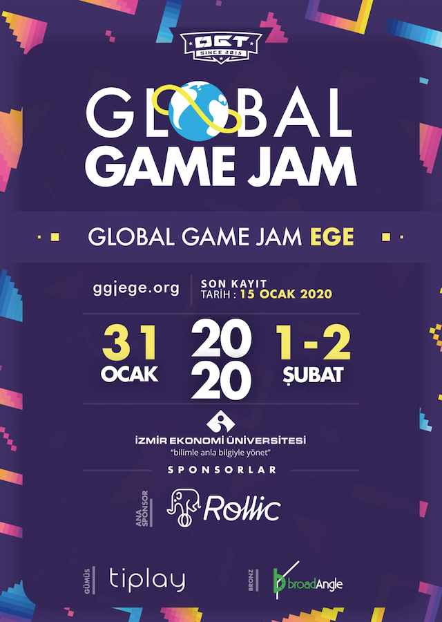 GLOBAL GAME JAM EGE