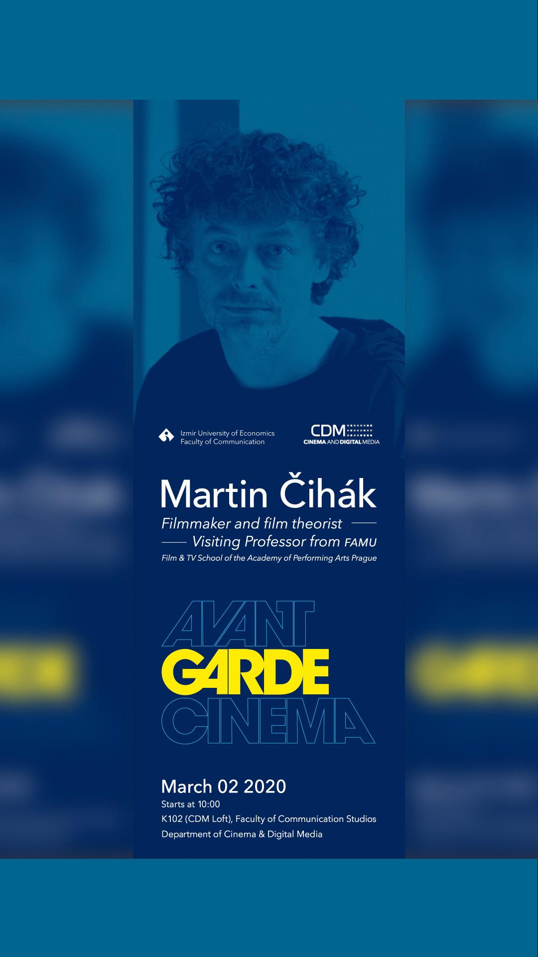 Martin Cihak