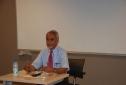 Doç. Dr. Syed Pasha bölümümüzdeydi