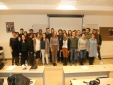 Swissotel Grand Efes İzmir Pazarlama Müdürü Pınar Baykal İEU'daydı