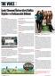 Halkla İlişkiler ve Reklamcılık Bölümü öğrencileri 'Campaign' dergisinde