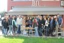 3. sınıflar sektör gezisi için İstanbul'daydı