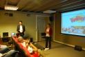 Kampanya Planlaması dersi öğrencileri briflerini aldılar