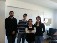 STUDENTS OF IUE AWARDED TÜBİTAK 2209 UNDERGRADUATE STUDENTS RESEARCH PROJECTS SUPPORT