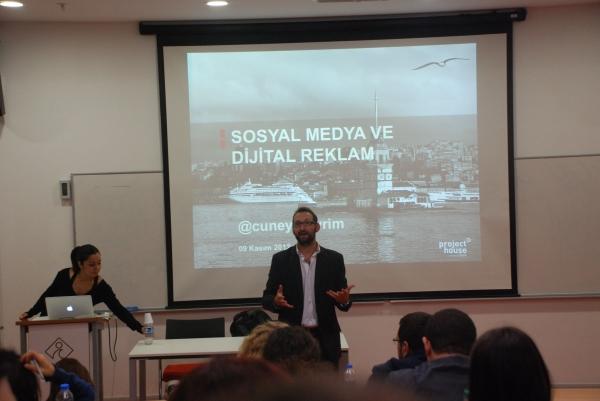 Cüneyt Devrim ile Sosyal Medya Üzerine