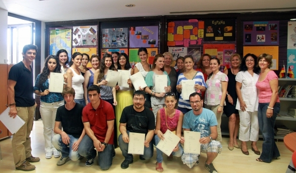 THE JOY OF CERTIFICATE AT SECOND FOREIGN LANGUAGES