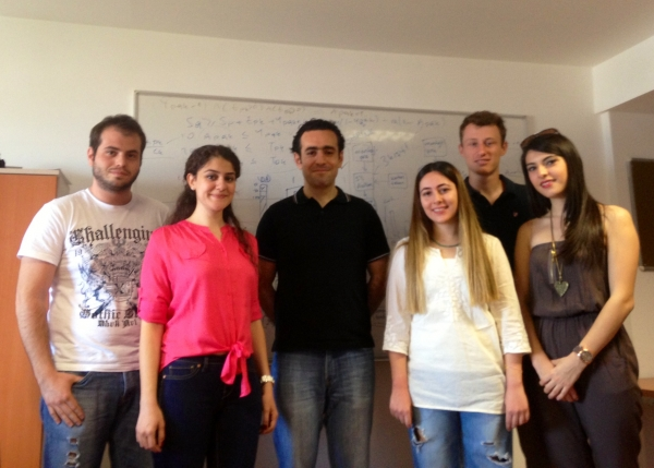 STUDENTS OF IUE AWARDED TÜBİTAK 2241/A INDUSTRY ORIENTED SENIOR PROJECT SUPPORT PROGRAMME