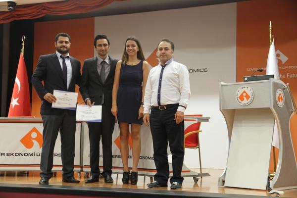 Lojistik Öğrencilerinin Projeleri Yarıştı