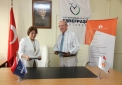 IUE WILL MAKE A BREAKTHROUGH IN HEALTH WITH EŞREFPAŞA HOSPITAL