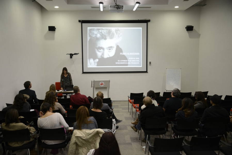 LAS MUJERES DE ALMODÓVAR WORKSHOP CONCLUDED!