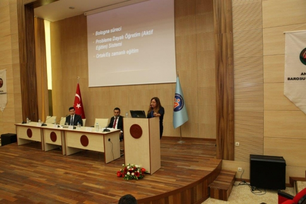 1st Congress on Law Education, Akdeniz University Faculty of Law