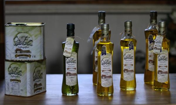 INTERNATIONAL AWARDS FOR TURKISH COLD PRESSED OLIVE OIL