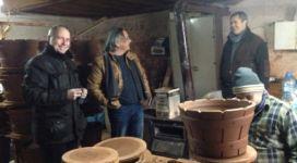 Menemenli Çömlekçiler ile Polonya İşbirliği