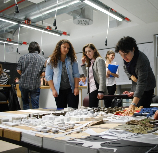 STUDENTS ENVISIONED BAYRAKLI AS A CITY OF HEALTH