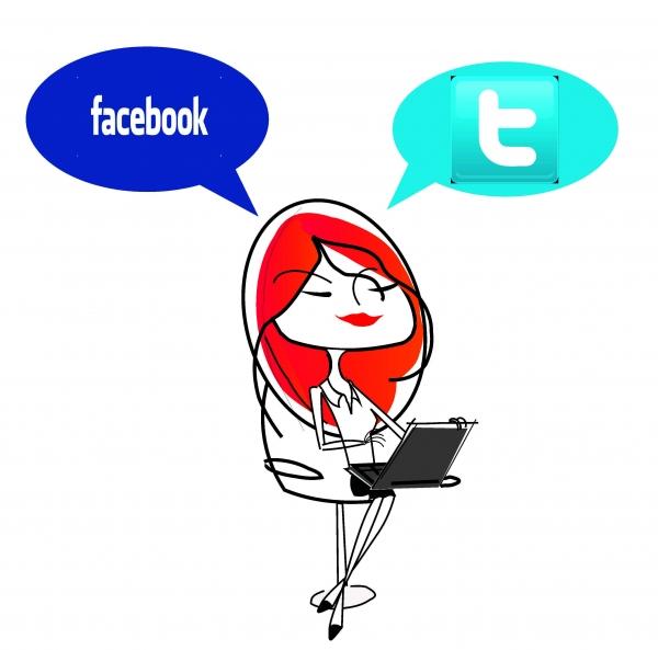 POLITICIANS USE SOCIAL MEDIA UNILATERALLY