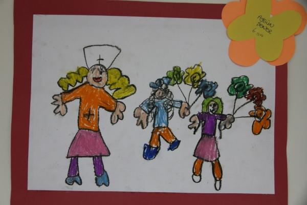 NURSES THROUGH THE EYES OF CHILDREN