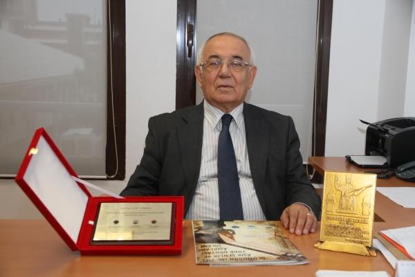 """""""FİKRET TÜRKMEN ARMAĞANI"""" ULUSLARARASI DERGİ"""