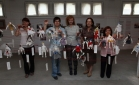 MOODS OF WOMEN PROJECTED ON THE DOLLS!
