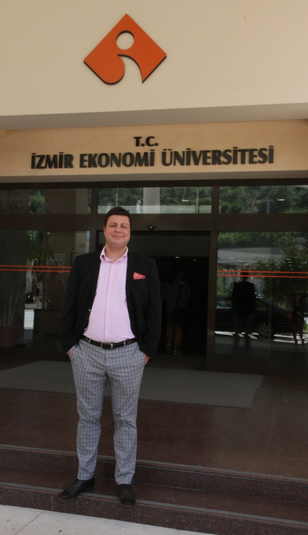 UNITED NATIONS HELD UP IZMIR UNIVERSITY OF ECONOMICS AS AN EXAMPLE