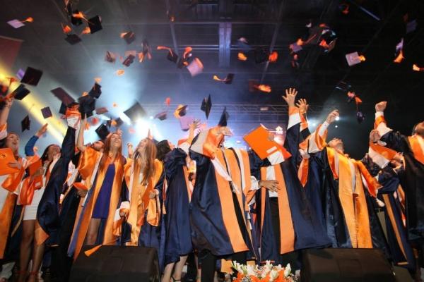 2014 Graduation Ceremony is held