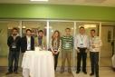 Özgür Özpeynirci üniversitenin üçüncü ve fakültemizin ilk TÜBİTAK 3501 Kariyer projesini tamamladı.
