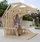 MODERN GAZEBOS FROM IUE ARCHITECTS