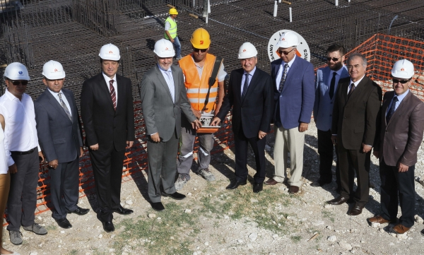 CONSTRUCTION OF İZMİR BİLİMPARK HAS STARTED