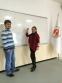 İEU Fen Bilimleri Enstitüsünde Yeni Projeler :Araç Rotalama Problemi için Görsel Etkileşimli Sezgisel Çözümler