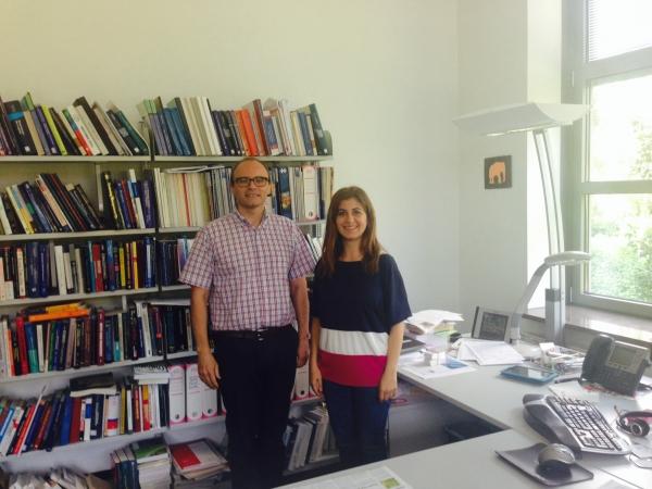 IEU Lojistik Yönetimi Bölümü ve Bremen Üniversitesi işbirliği