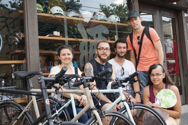 BIKES FOR IZMIR FROM JAPAN