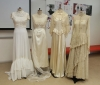THE HIDDEN HISTORY OF BRIDAL GOWNS KEPT IN CHESTS ARE REVEALED
