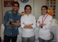 SILVER MEDAL FOR IUE CHEFS