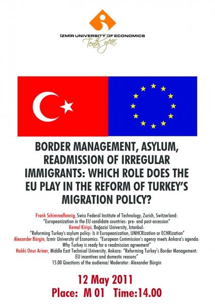 Türkiye'nin Göç Politikası ve AB