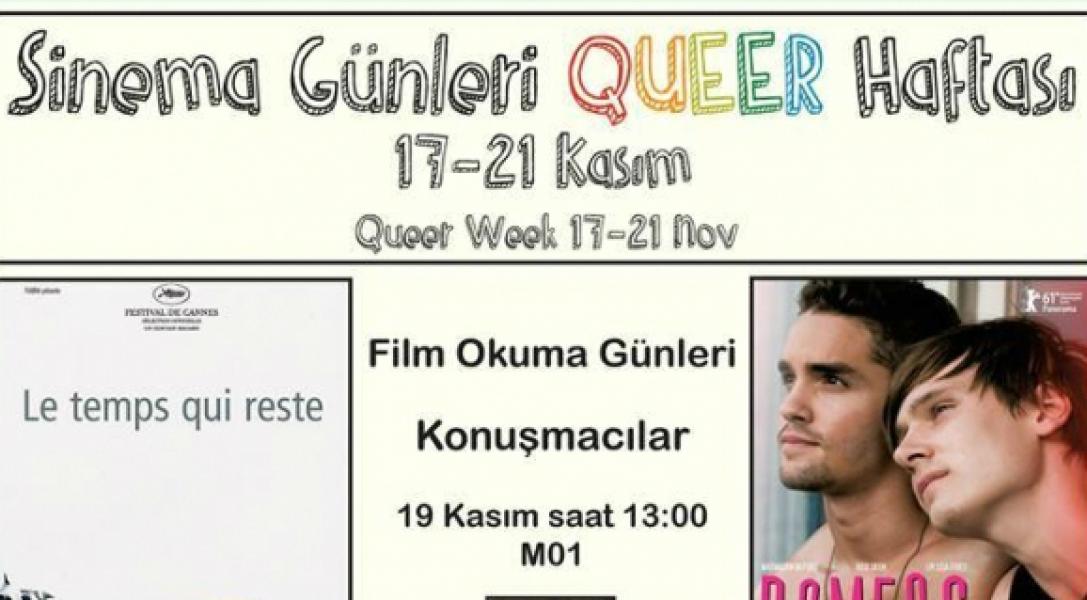 Sinema Günleri Queer Haftası