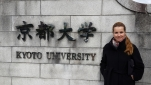 KYOTO Üniversitesi'nde Yükseklisans Dersi