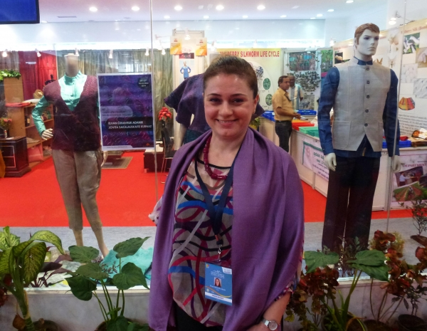 TURKISH SILK MADE IT TO INDIA