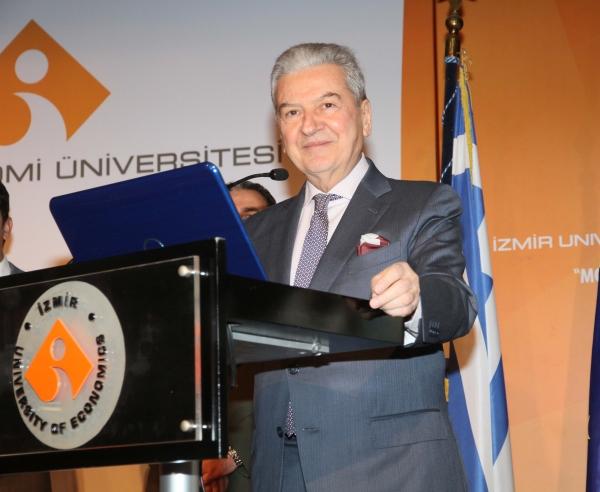 TURKISH-GREEK FRIENDSHIP CELEBRATED