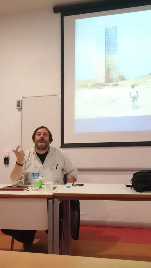 APPLIED WORKSHOP IN ARCHITECTURE II: CELAL ABDI GUZER