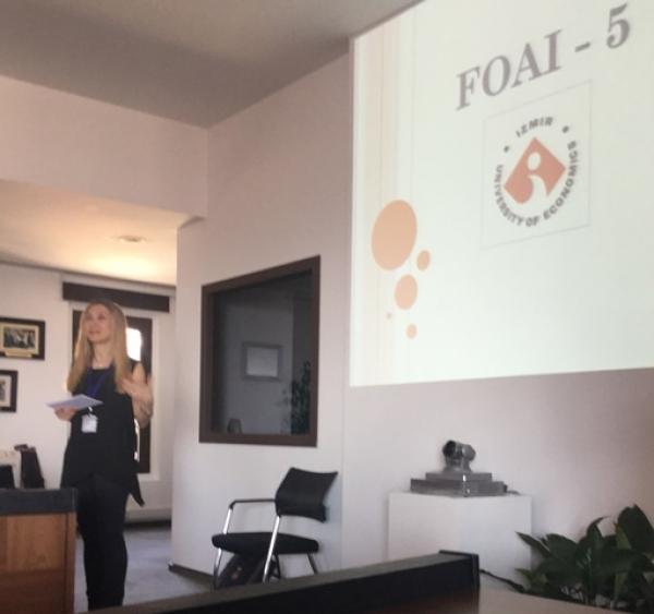 FOAI-5 (Ölçme - Değerlendirme konuları ile ilgili forum)