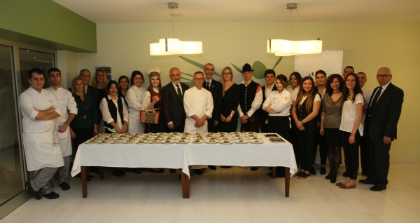SLOVENIAN TASTES AT IZMIR UNIVERSITY OF ECONOMICS