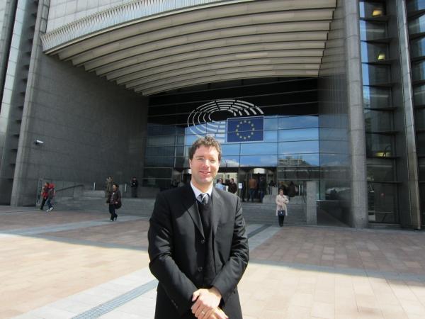 Brüksel'e Araştırma Gezisi