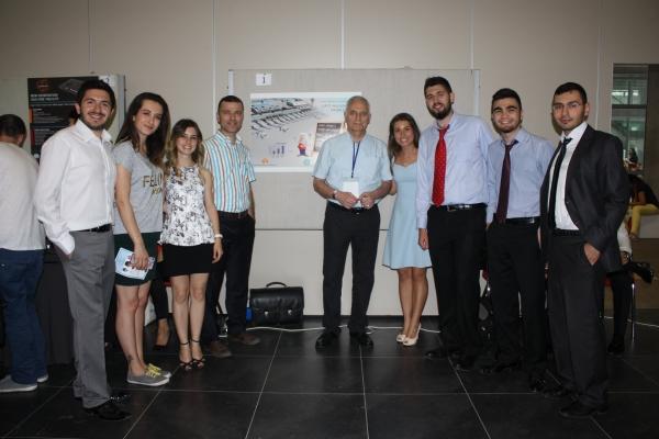 3. Endüstri Mühendisliği Proje Fuarı ve Liseler Arası Problem Çözme Yarışması