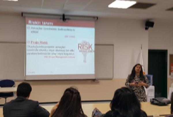 Projelerde Risk Yönetimi Semineri