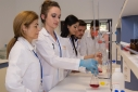 HIGH-SCHOOL STUDENTS EXPERIENCED COLLEGE IN FOOD ENGINEERING LABORATORIES