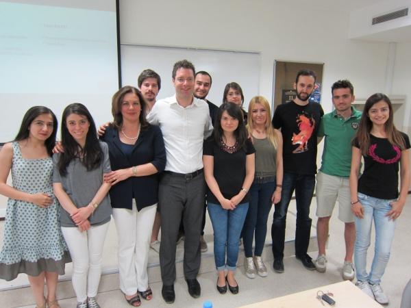 8. Karşılaştırmalı Türkiye-AB İlişkileri Öğrenci Konferansı