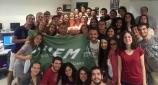 ' ESTIEM BusinessBooster-Get2gether'  etkinliğine ESTIEM Komitesi ev sahipliği yaptı.
