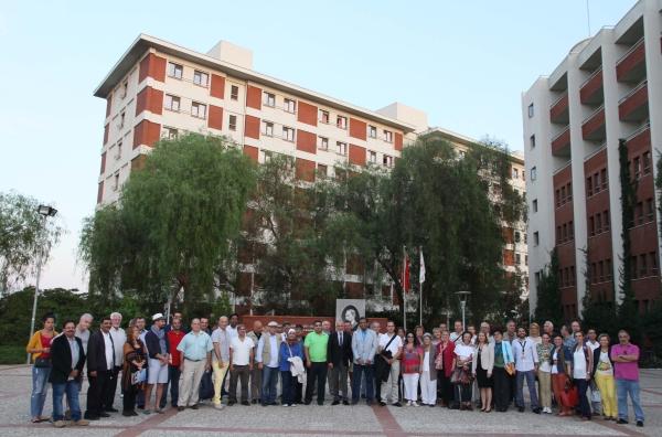 TOURISM GIANTS ARE AT IZMIR UNIVERSITY OF ECONOMICS
